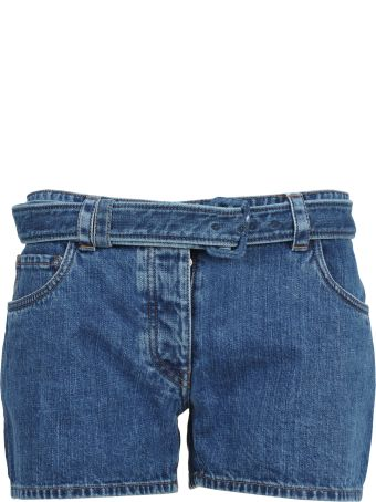Prada Short Denim
