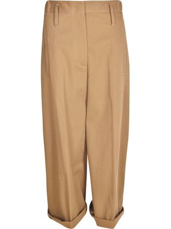 Tela 9 Classic Oversized Trousers