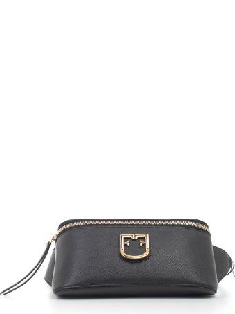 Furla Embellished Belt Bag