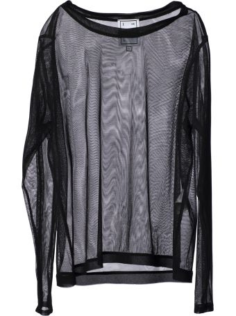 In The Mood For Love Sheer Top