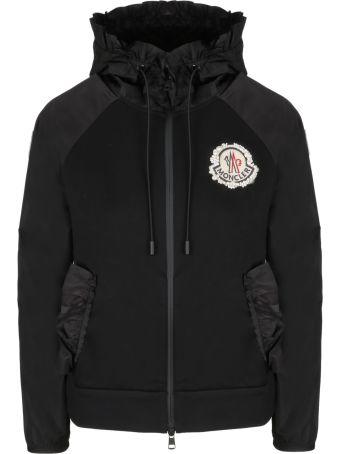 Moncler Genius Logo Hooded Jacket