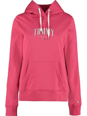 Tommy Jeans Cotton Hoodie