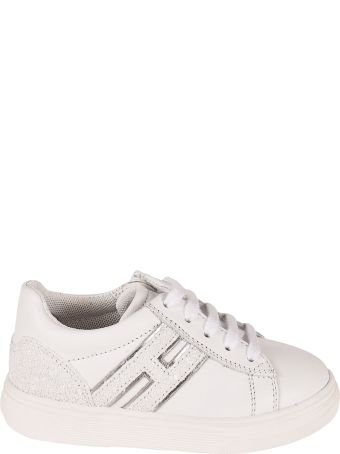 Hogan Side Zipped Sneakers