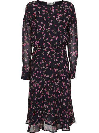 Essentiel Cherry Blossom Print Dress
