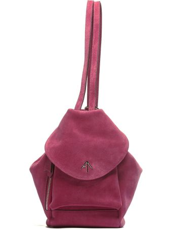 MANU Atelier Fernweh Mini Backpack
