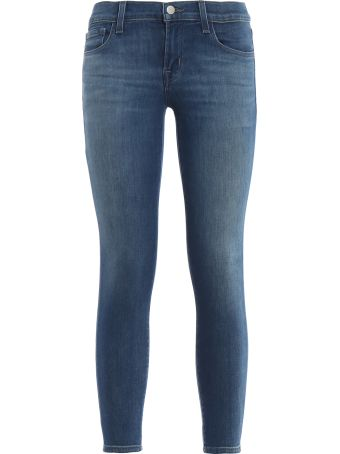 J Brand 9326 Low-rise Crop Skinny Jeans Jb001864j44408