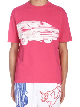 Calvin Klein 'modernist Car' T-shirt
