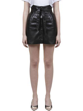 Nanushka Buttoned Skirt