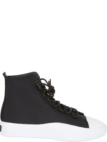 Y-3 Bashyo Hi-top Sneakers