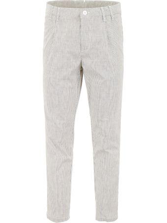 CC Collection Corneliani Classic Cotton Trousers