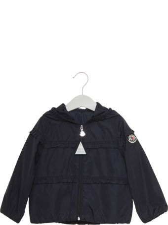 Moncler Nylon Jacket With Hood