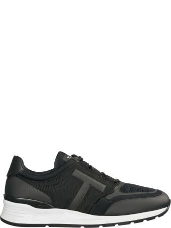 Tod's  Shoes Leather Trainers Sneakers