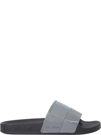 Adidas By Raf Simons Checkerboard Sandals