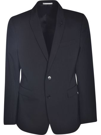 Christian Dior Single Breasted Blazer