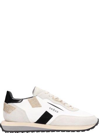 GHOUD Rush White Sneakers