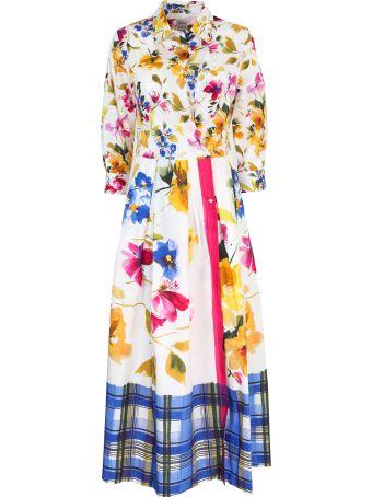 Sara Roka silk dress