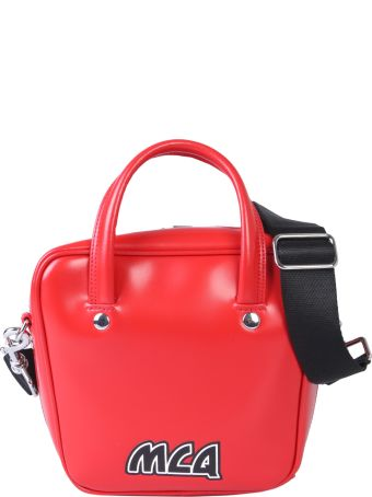 McQ Alexander McQueen Small Ivy Flip Bag