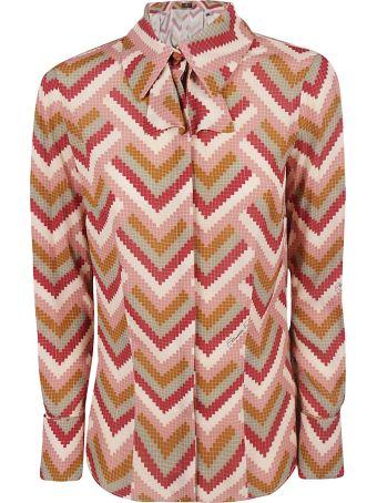 Elisabetta Franchi Celyn B. Bow Detail Shirt