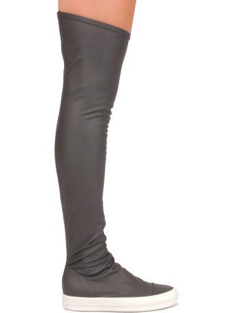 DRKSHDW Rick Owens-drkshdw High Sock Sneakers