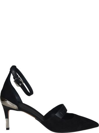 Balmain Pointed Toe Pumps