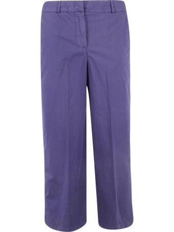 Kiltie & Co. Wide Cropped Length Trousers