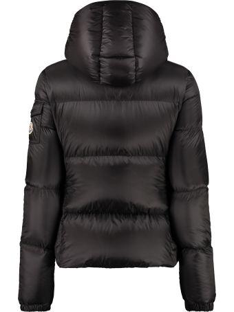 Moncler Fourmi Hooded Short Down Jacket