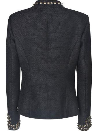 Bazar Deluxe Studded Embellished Jacket