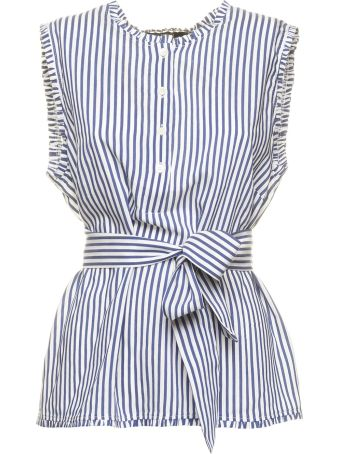 Seventy Seventy Sleeveless Cotton Shirt