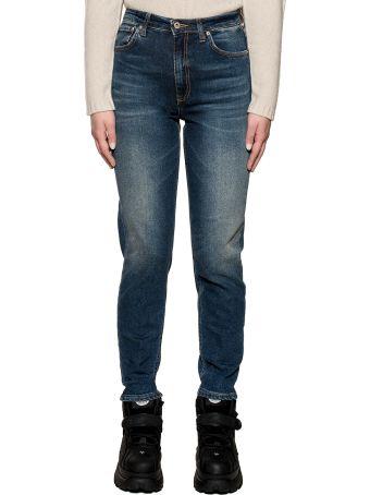 Dondup Blue Anya Denim Jeans