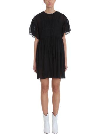 Isabel Marant Étoile Annaelle Flared Midi Dress