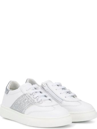 Hogan White Sneakers Girl