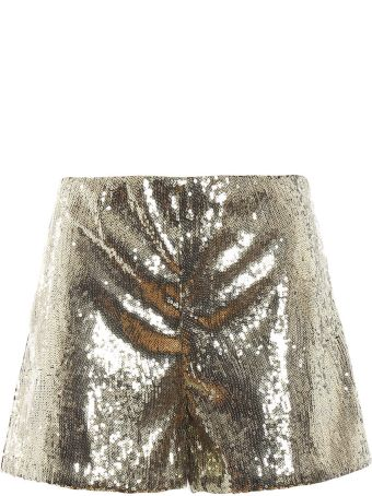 Blugirl Paillettes Shorts