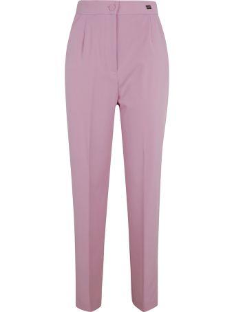 Be Blumarine Regular Trousers