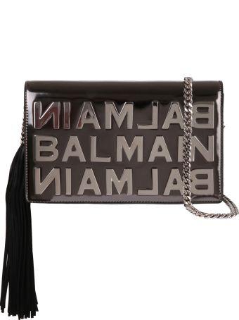Balmain Paris Clutch