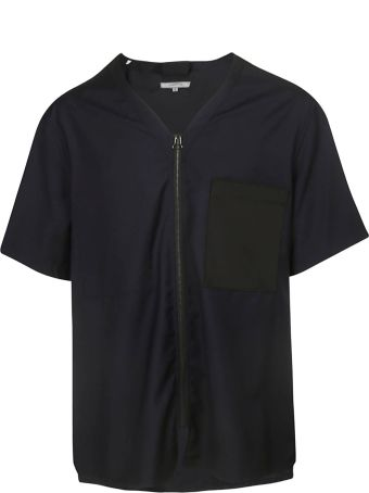 Lanvin Zipped T-shirt