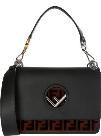 Fendi Kan I F Shoulder Bag