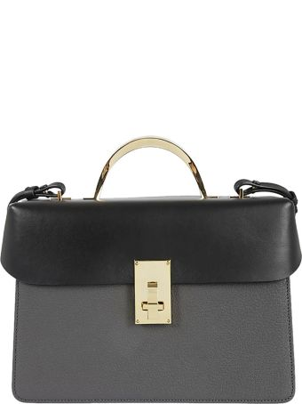 the VOLON Box Data Shoulder Bag