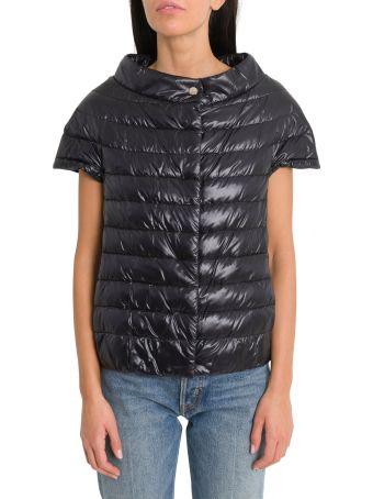 Herno Greta Half-sleeve Down Jacket