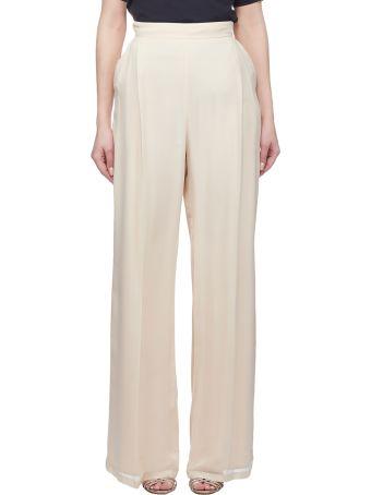 Max Mara Pianoforte Nuble Wide-leg Trousers