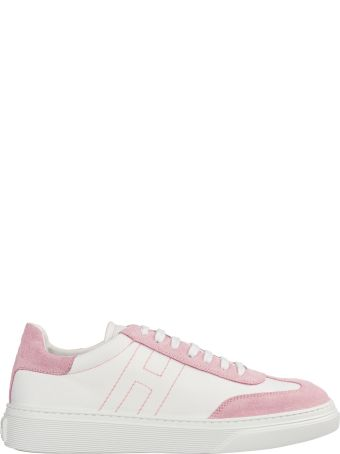 Hogan Girls Shoes Baby Child Sneakers H365