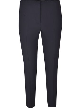 Alberto Biani Slim Fit Cropped Trousers