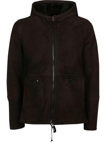 Dacute Zipped Up Jacket