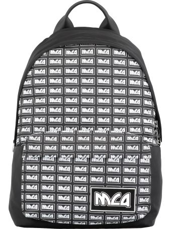 McQ Alexander McQueen Backpack With Logo