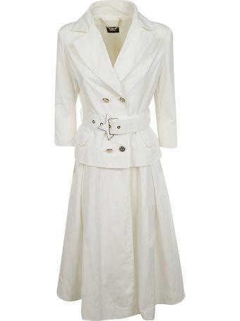 Elisabetta Franchi Celyn B. Elisabetta Franchi For Celyn B. Double Breasted Blazer Dress