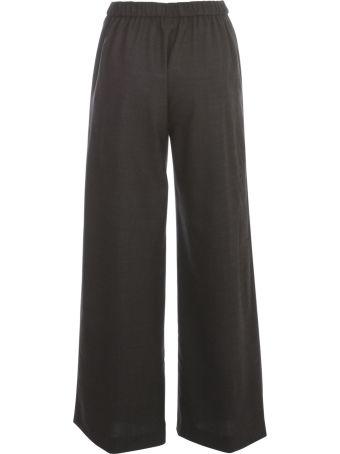 Aspesi Flannel Cargo Pants Microcheck