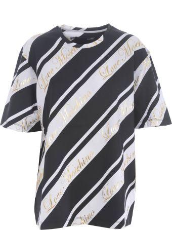 Love Moschino Short Sleeve T-Shirt