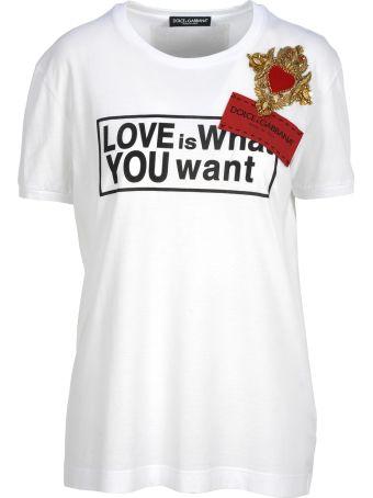 Dolce & Gabbana Dolce&gabbana T-shirt