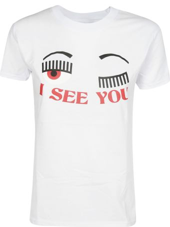 Chiara Ferragni I See You T-shirt