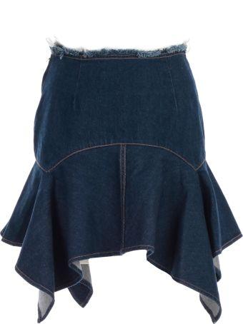 Marques'Almeida Skirt Short