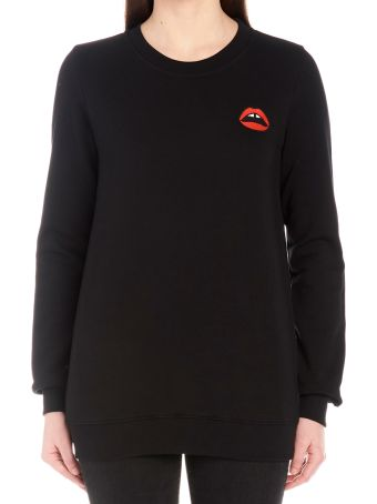 Markus Lupfer 'red Lip' Sweatshirt